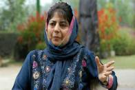 As Militants Kill Three Cops In Shopian, Mehbooba Says Centre's Muscular Policy Not Working
