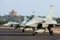 IAF Deputy Chief Flies First Rafale Jet