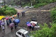 Himachal Pradesh: 13 Died As Bus Falls Into A 100-Metre-Gauge