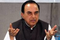 Rupee Fall Due To Large Amount Of Black Money Leaving The Country: Swamy