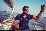 Navy Aircraft Locates Vessel Of Injured Naval Officer Abhilash Tomy
