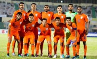 India Play China In Maiden International Football Friendly Next Month
