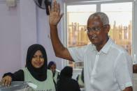 Maldives Election: Opposition Leader Ibrahim Solih Wins Presidential Poll