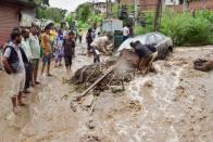 Rains, Flash Floods, Landslides Kill 8 In North India