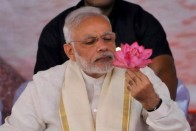 More You Throw Mud At BJP, The More Lotus Will Bloom: PM Modi