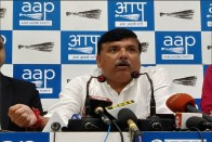 AAP Leader Sanjay Singh Demands Scrapping Of Rafale Deal, Sends Legal Notice To Sitharaman