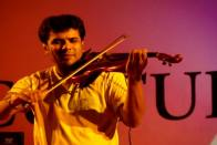 Violinst Balabhaskar, Injured In A Car Accident, Daughter Dies.