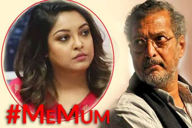 Everyone knew, said nothing: Tanushree Dutta accuses Nana Patekar of sexual harassment