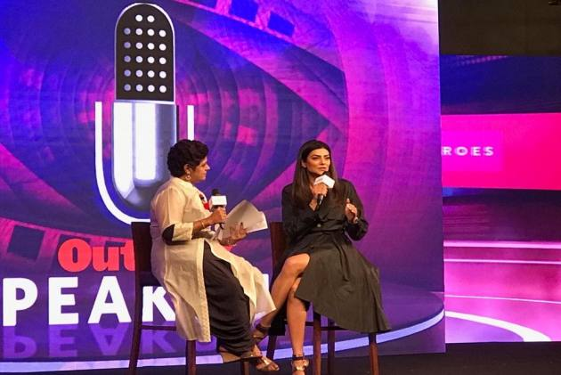 Outlook SpeakOut 2018 | When You Disrespect A Woman, You Disrespect Your Mother: Sushmita Sen