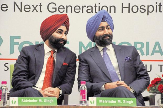 Fortis Case: Shivinder Sing Drags Brother Malvinder, Ex-Religare Chief Sunil Godhwani To NCLT