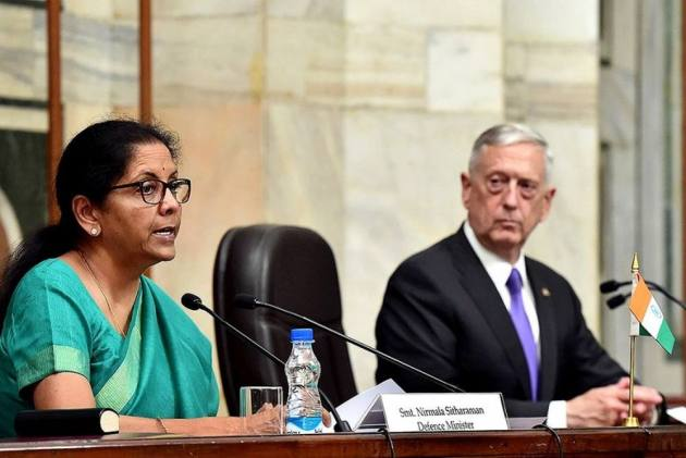 India, US Ink Defence Pact After Inaugural 2+2 Dialogue