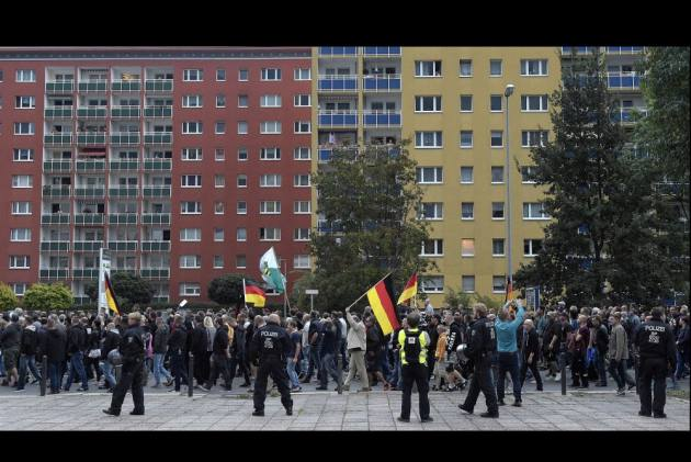 Jewish Restaurant Attacked As Neo-Nazi Protests Rise In Germany