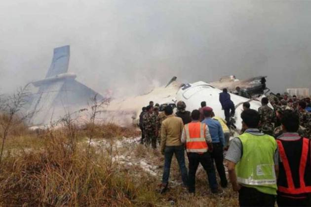 Chopper Crashes In Nepal; Japanese National Among 6 Killed, One Woman Survives