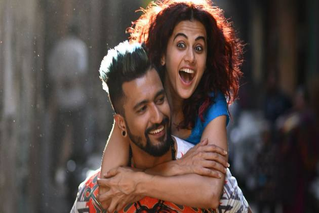 Manmarziyaan Is Kashyap's Version Of Mainstream Bollywood Masala