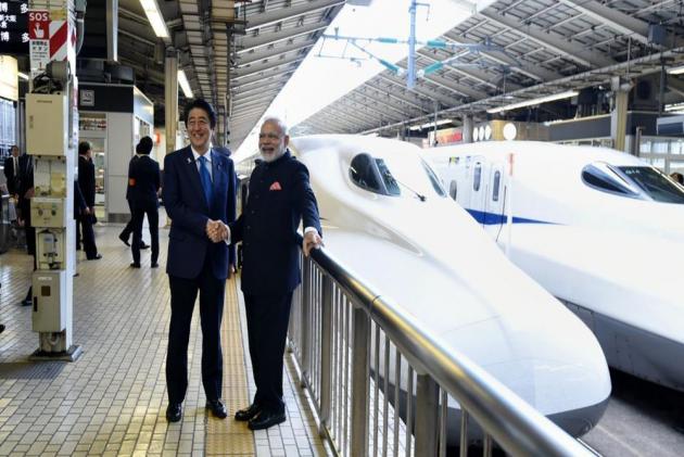Modi's Bullet Train: Rail Development Must Come About More Balanced