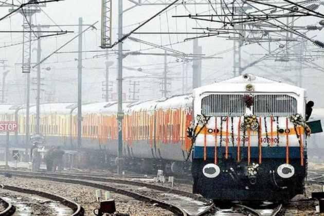 Diwali Cheer For Premium Train Passengers