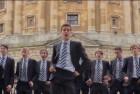 Oxford Boys Do 'Hips Don't Lie' A Capella