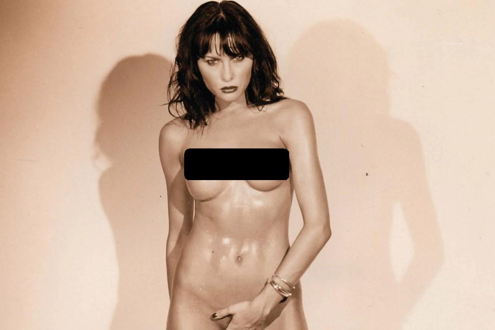 Melania knauss naked