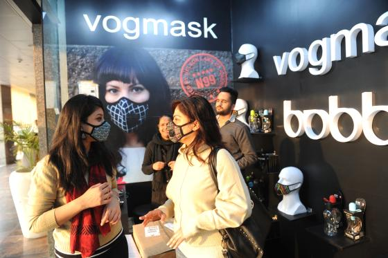 germ masks fashionable disposable