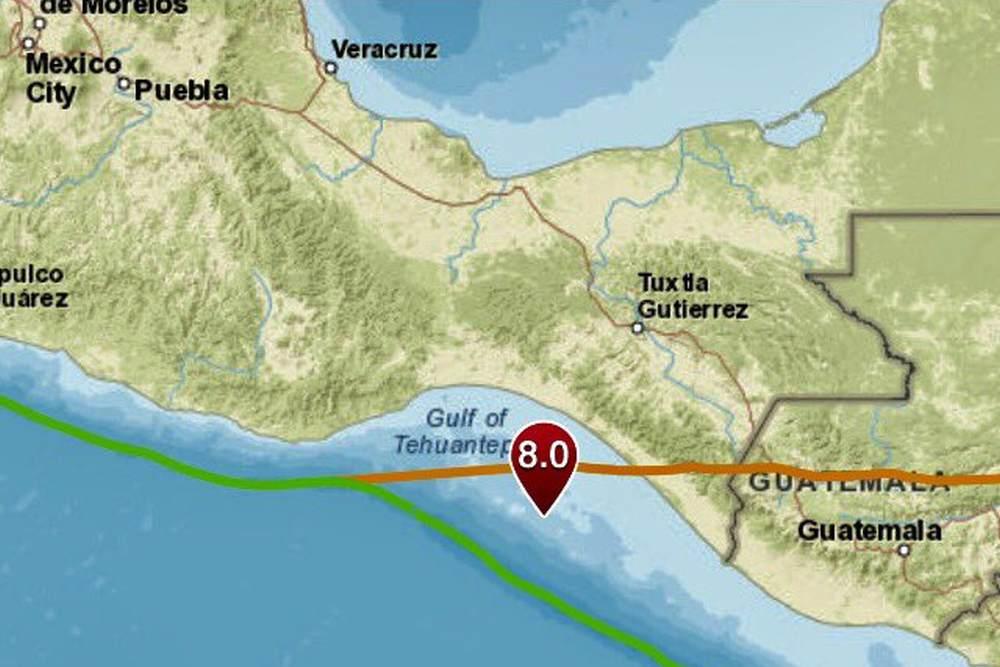 Mexico earthquake: Tsunami warnings triggered, 5 killed