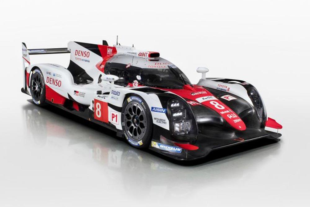 Toyota Gr Super Sport Concept Teased