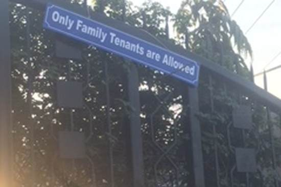 When A Residents' Association Locked Out 3 Sisters And Truckload Of