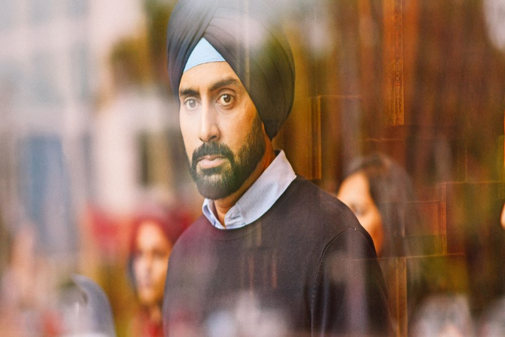 Abhishek Bachchan in Anurag Kashyap's latest feature, Manmarziyaan, which will have its world premiere at the Toronto International Film Festival