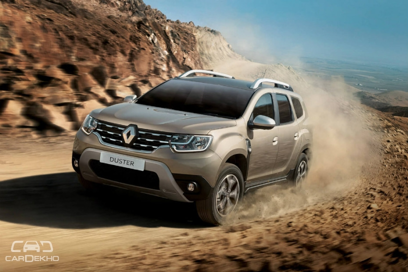 Renault Duster, Captur, Kwid Likely To Get Media Nav 4 0 With