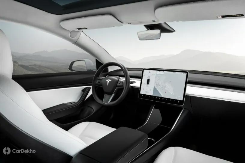 Rs 25 Lakh Tesla Model 3 Introduced Coming To India