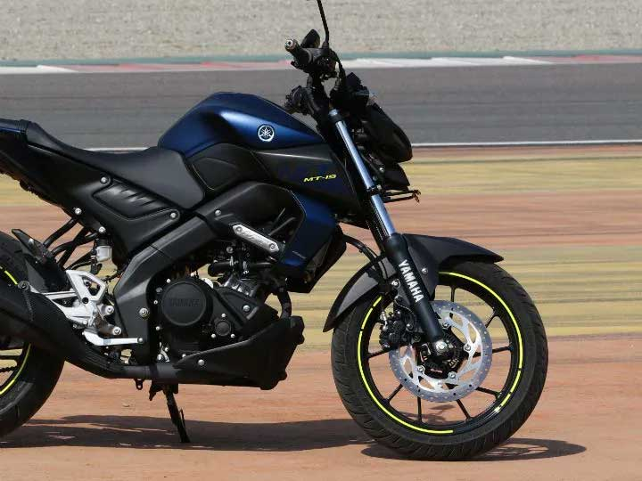 Yamaha Mt 15 In Detailed Images