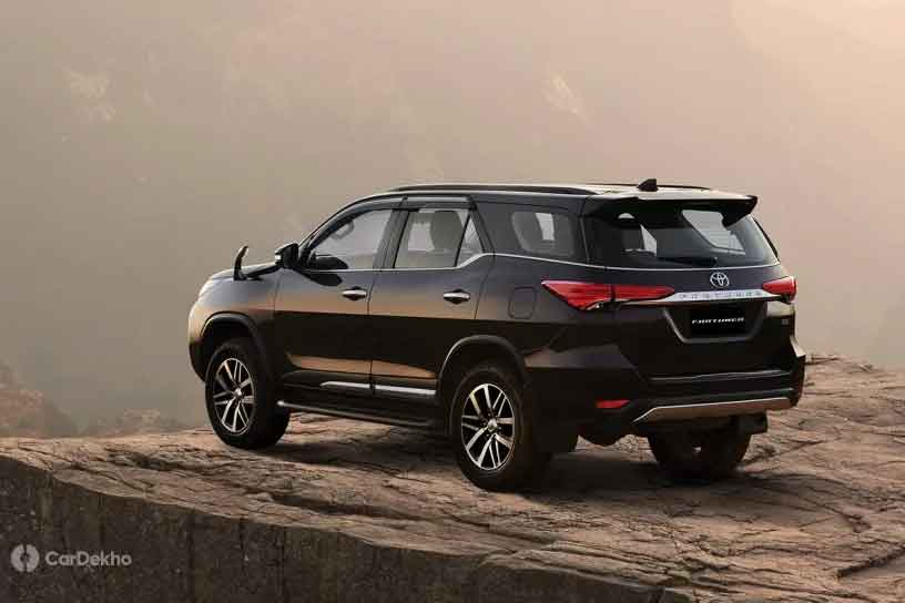 2019 Toyota Fortuner Launched