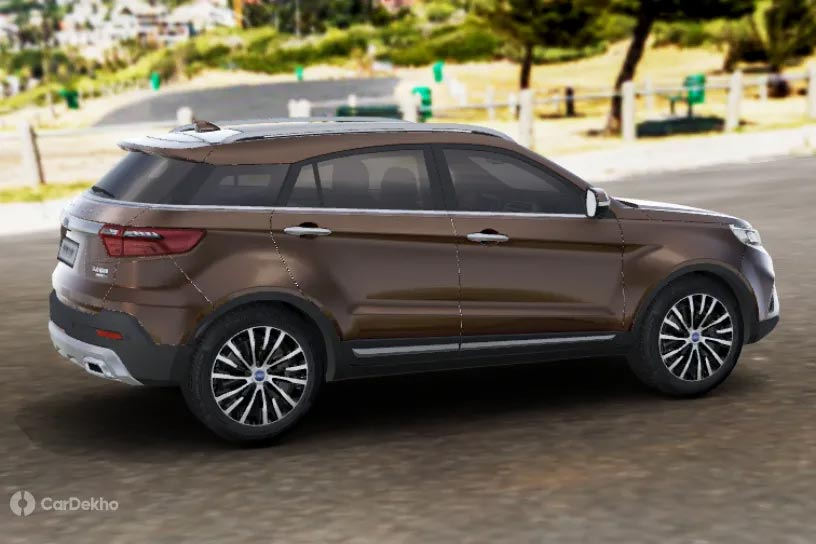 Ford Developing New Sub 4m Suv For India