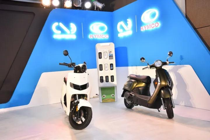 Kymco 22motors Electric Scooter Launch Soon