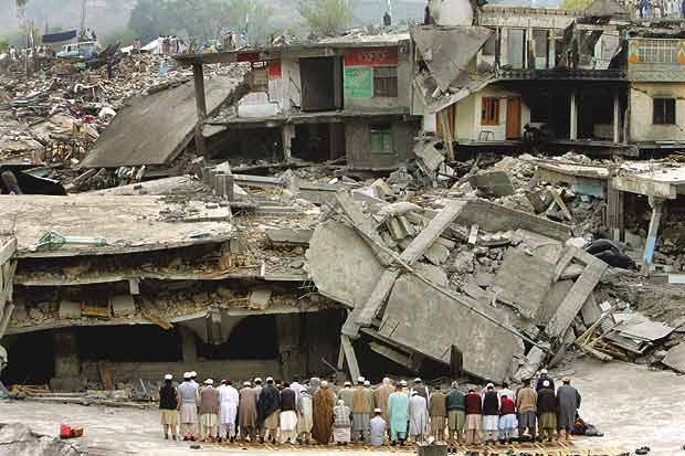 Essay about earthquake in pakistan 2005