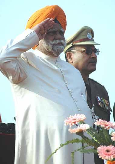 Buta Singh