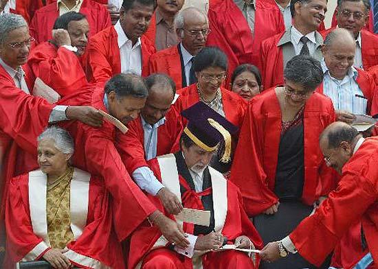 Outlook India Photogallery - Amitabh @ 70