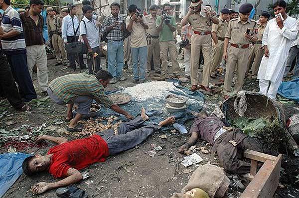 essay on bomb blast in india
