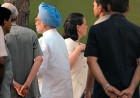 <b>At a distance</b> Sonia Gandhi is letting Manmohan be