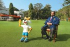 """<b>Suresh Kalmadi</b> """"In the land of cricket, Olympic sports are getting due importance"""""""