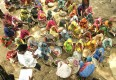 File Photo: Cash 'n' carry Roll call for an NREGA project