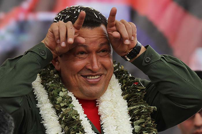 president of venezuel essay This essay will look into the recent impact of the demographic situation of the uk economy and  president hugo chavez was reelected by a.