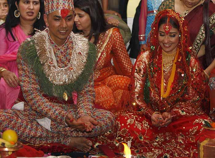 Siddharth Koirala Wife