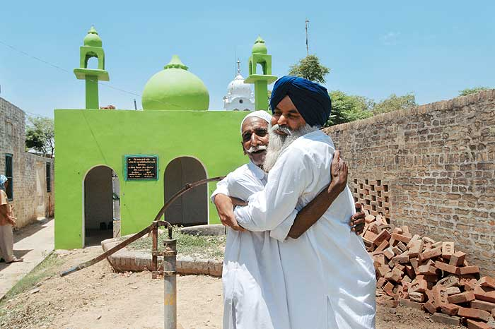 Shades Of The Old Punjab