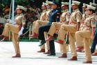 <b>Another beat</b> IPS probationers at a passing-out parade