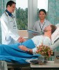 <b>Whose bill?</b> File picture of a foreigner at a hospital in Thiruvananthapuram