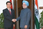Issues for discussion between leaders Manmohan Singh and Hu Jintao