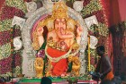 The GSB Mandal idol insured for Rs 49.5 cr
