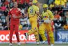 <b>Money Game:</b> An IPL match in progress in Johannesburg last year