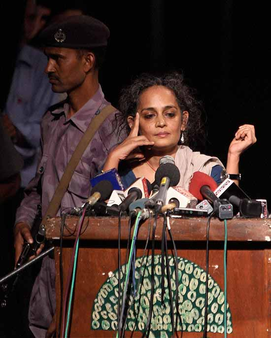 arundhati roy essay kashmir We talk to arundhati roy about her new book, the ministry of utmost happiness, and how she set out to write a story 'like the streets of a great city.