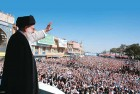 Ayatollah Ali Khamenei in the holy city of Qom